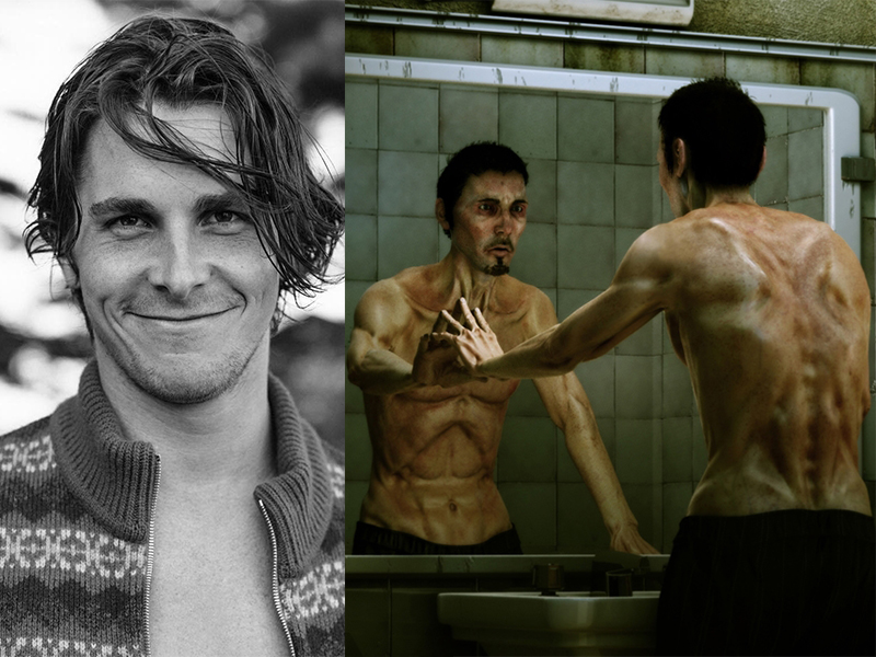 Ngoại hình gầy gò trên phim khiến Christian Bale bị phản ứng dữ dội nhưng giúp phim được chú ý.