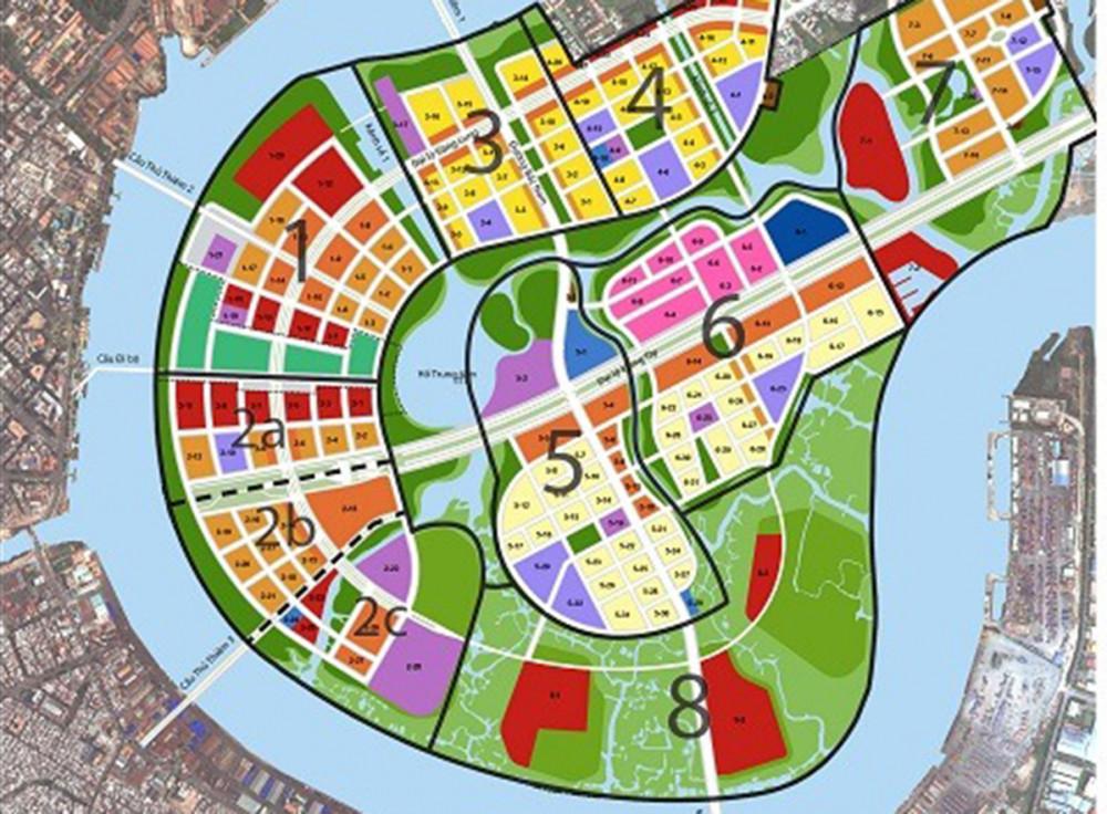 Ban quản lý Khu đô thị mới Thủ