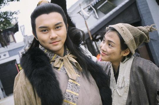 Vai Quách Tĩnh trong phim Anh hùng xạ điêu 1994 được đánh giá là thành công nhất trong sự nghiệp của Trương Trí Lâm