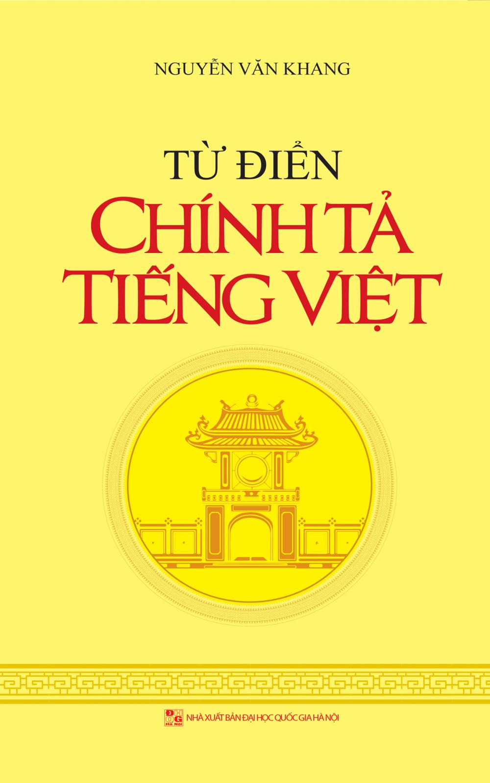 Cuốn từ điển của GS.TS Nguyễn Văn Khang bị dừng phát hành Cuốn từ điển của GS.TS Nguyễn Văn Khang bị dừng phát hành