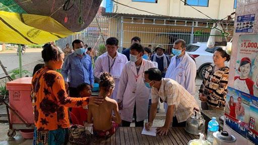 Ổ dịch lạ xuất hiện ở Campuchia