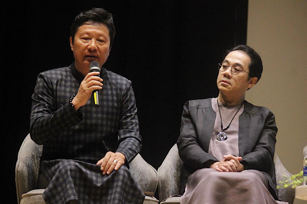 NTK Sĩ Hoàng và NSƯT Thành Lộc tham gia toạ đàm kỷ niệm 99 năm ngày sinh cố Giáo sư Trần Văn Khê