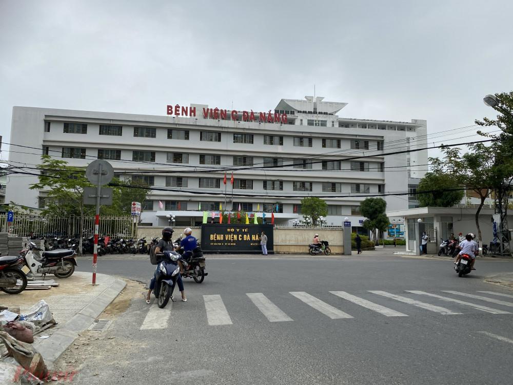 Bệnh viện C đã được phong tỏa vào sáng nay