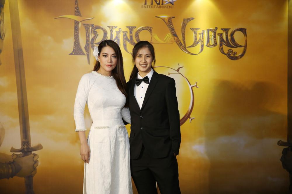 Trương Ngọc Ánh và NSX Janet Ngo đang tìm kiếm những gương mặt phù hợp cho dự án điện ảnh Trưng Vương.
