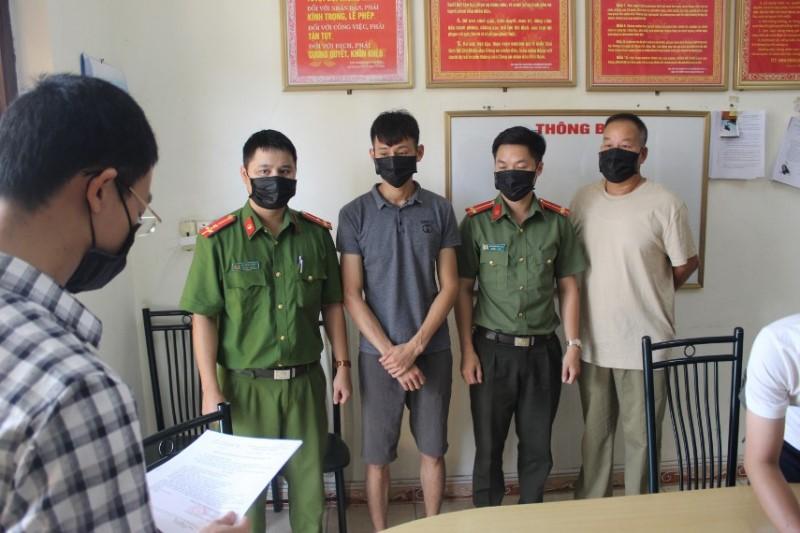 Tỉnh Quảng Ninh đã khởi tố nhiều đối tượng tổ chức cho người Trung Quốc nhập cảnh trái phép.