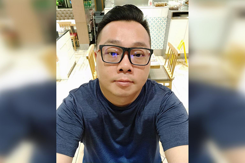 Yeo Jun Wei, còn được gọi là Dickson Yeo bị cáo buộc làm gián điệp cho Trung Quốc