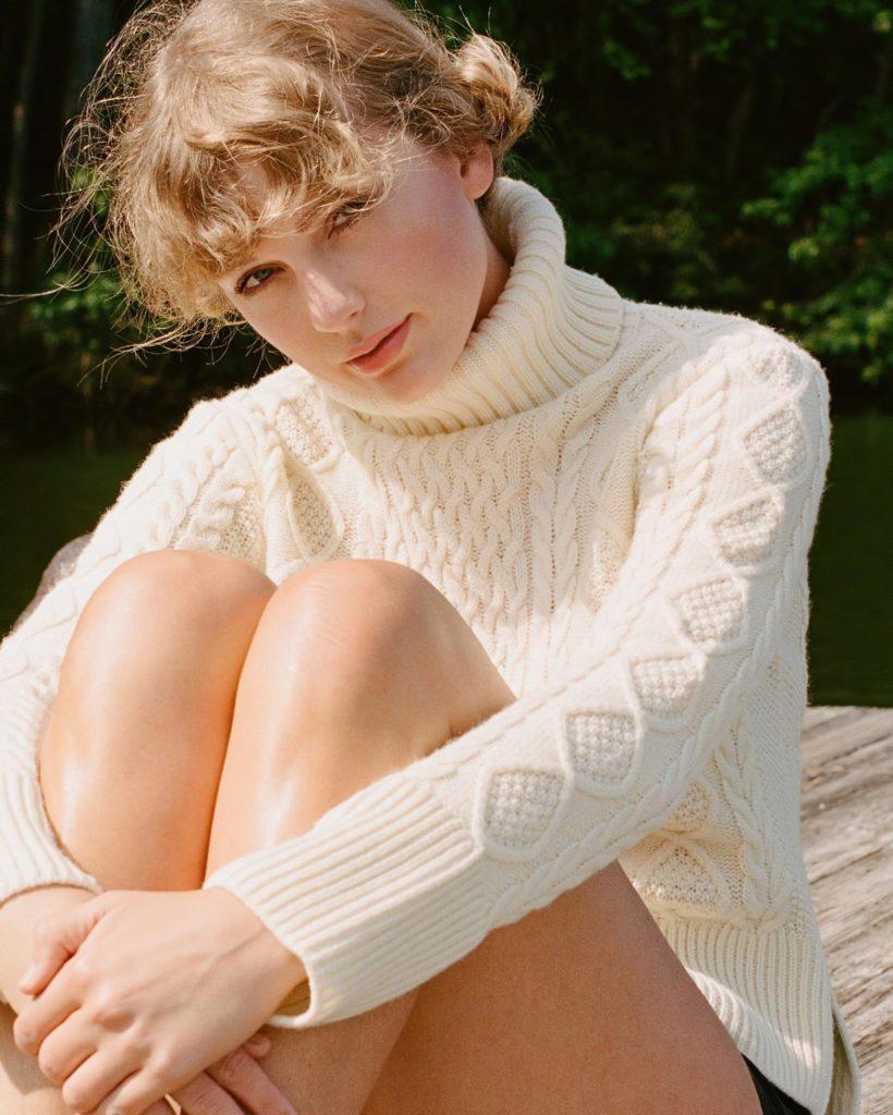 Taylor Swift và album Folklore tạo được cơn sốt nhẹ cho thị trường âm nhạc đang bị đóng băng bởi COVID-19.
