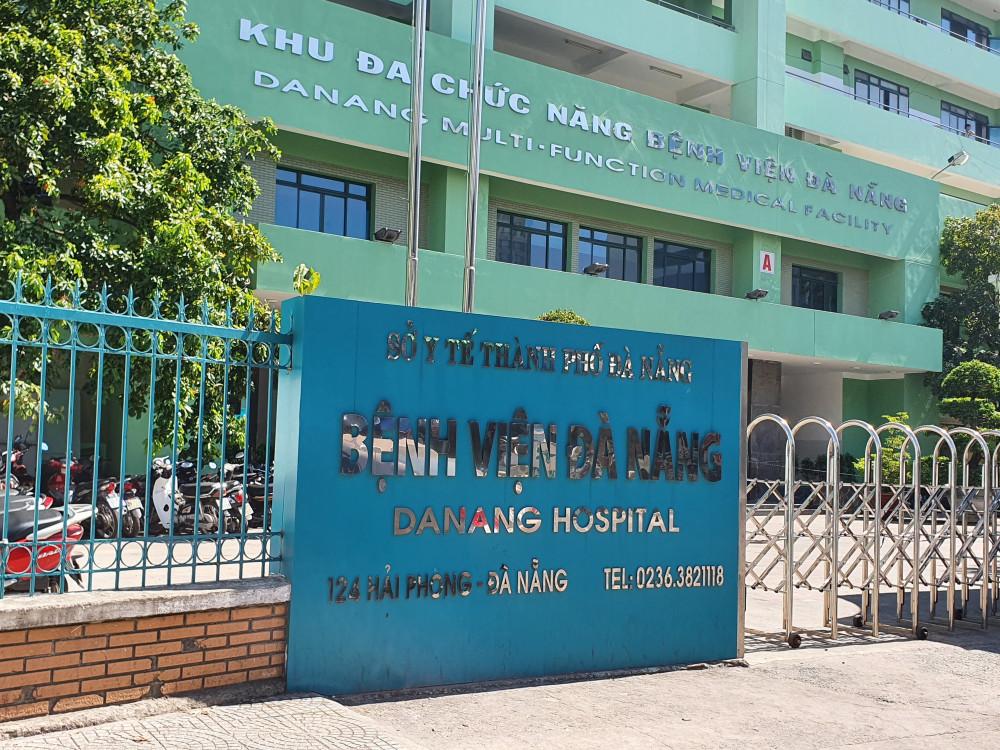 Trong số 3 ca mới phát hiện mắc COVID-19, có một bác sĩ làm việc tại Bệnh viện Đà Nẵng