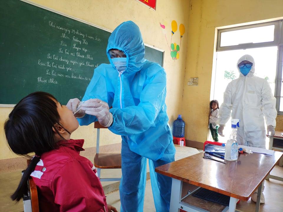 Ngành Y tế tỉnh Đắk Nông tiếp tục ghi nhận thêm nhiều trường hợp dương tính với bạch hầu.