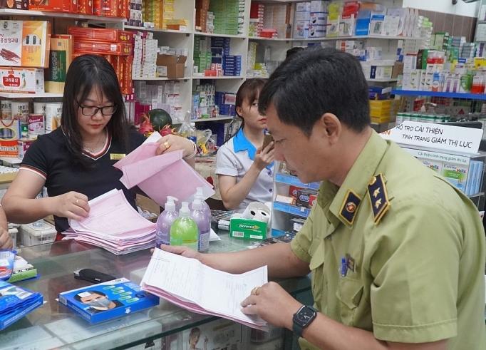 Giá khẩu trang tại Hà Nội nhảy múa, Cục Quản lý thị trường cho biết sẽ tăng cường kiểm soát (ảnh minh họa)