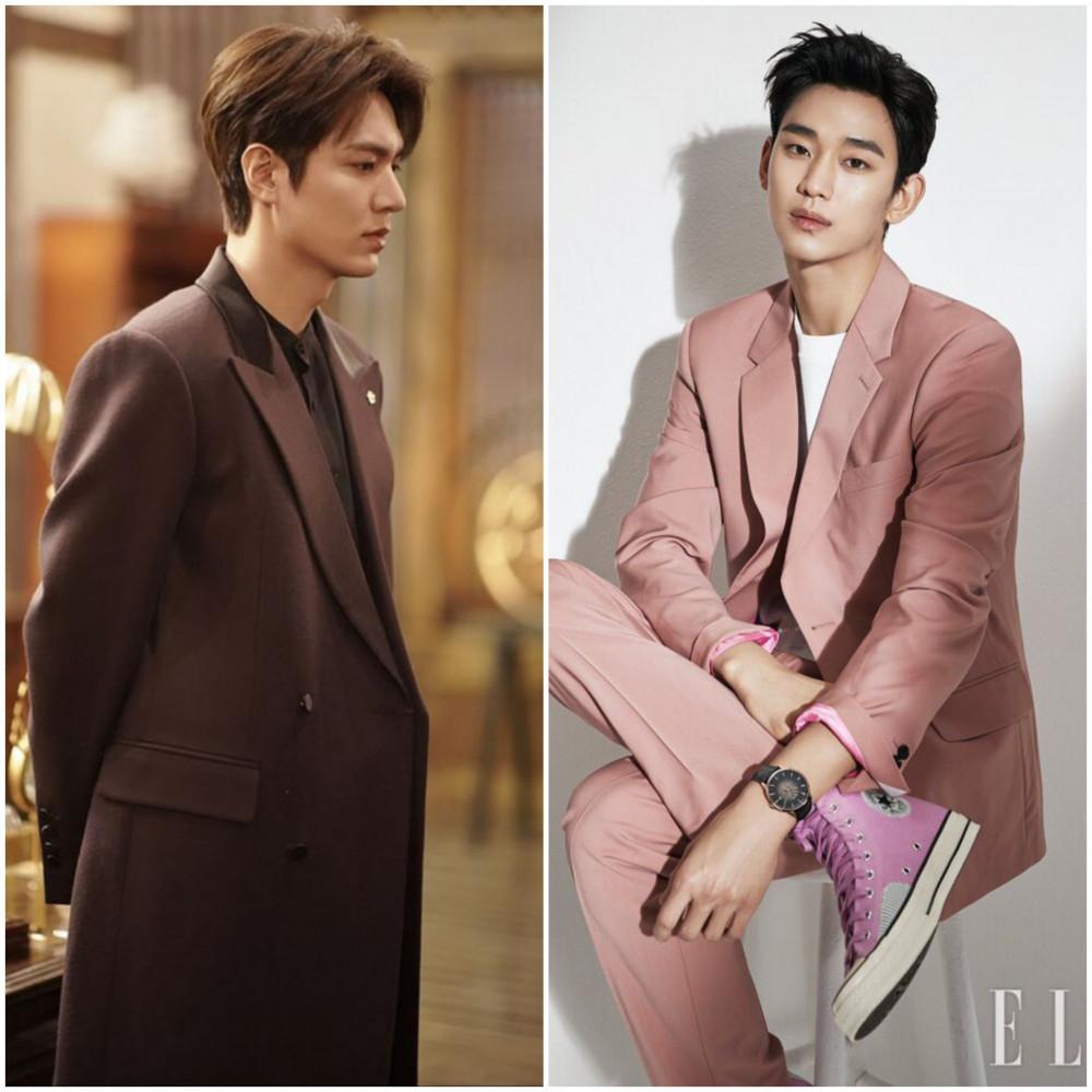 Lee Min Ho và Kim Soo Hyun là hai nam diễn viên sở hữu lượng người hâm mộ quốc tế  đông đảo.