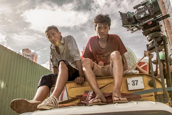 phim Ròm vướng kiểm duyệt dù đạt giải cao tại quốc thi quốc tế