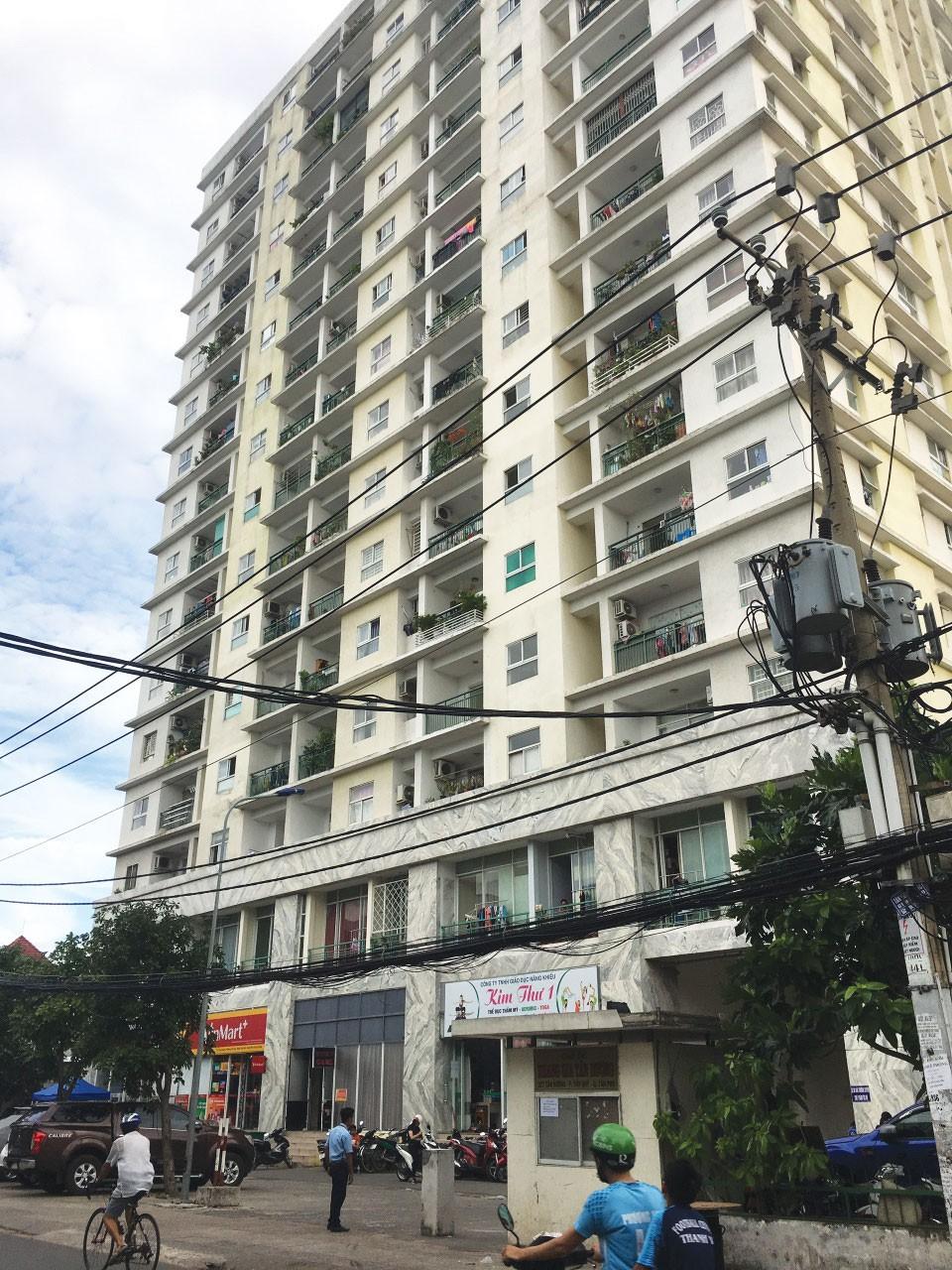 Số dư tài khoản Công ty Khang Gia Tân Hương không đủ để thực hiện quyết định cưỡng chế bàn giao phí bảo trì 2 % cho cư dân
