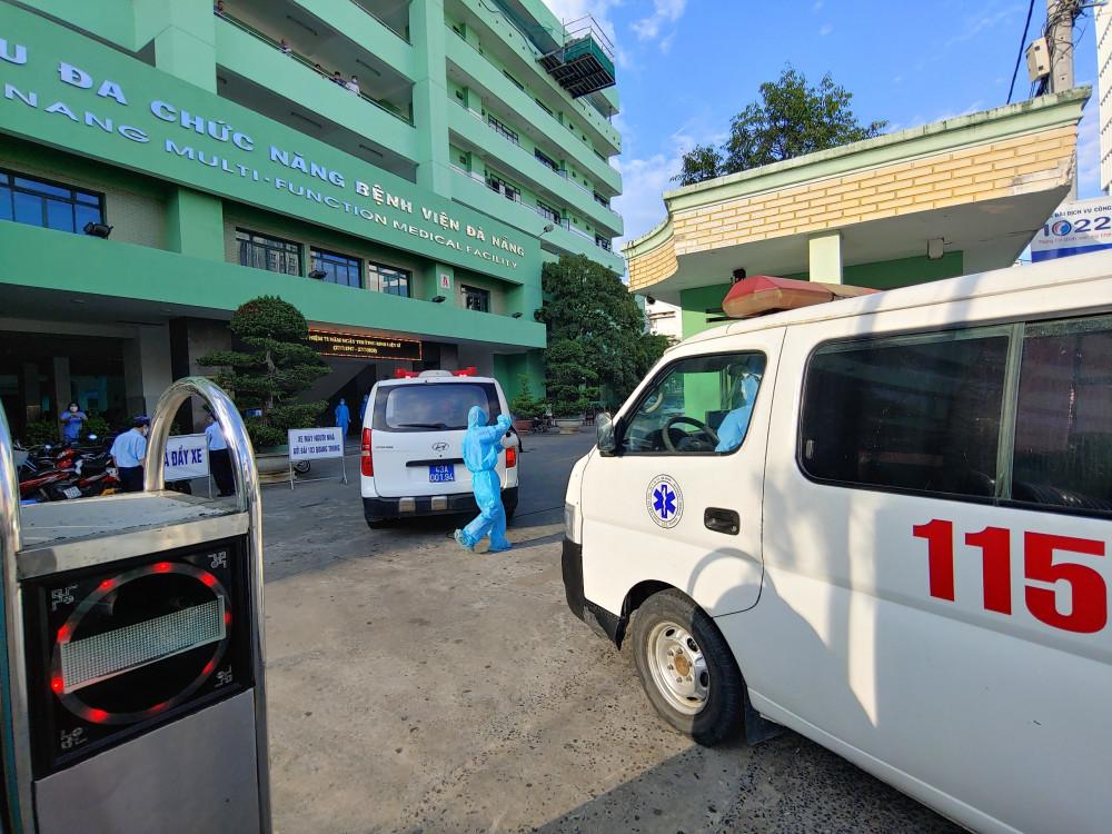 Đà Nẵng đã quyết định cách ly ngôi chùa mà bệnh nhân 434 đã ghé