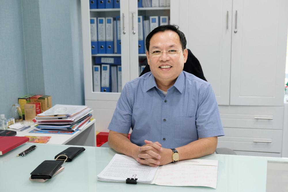 Ông Diệp Dũng - Chủ tịch Hội đồng quản trị Saigon Co.op