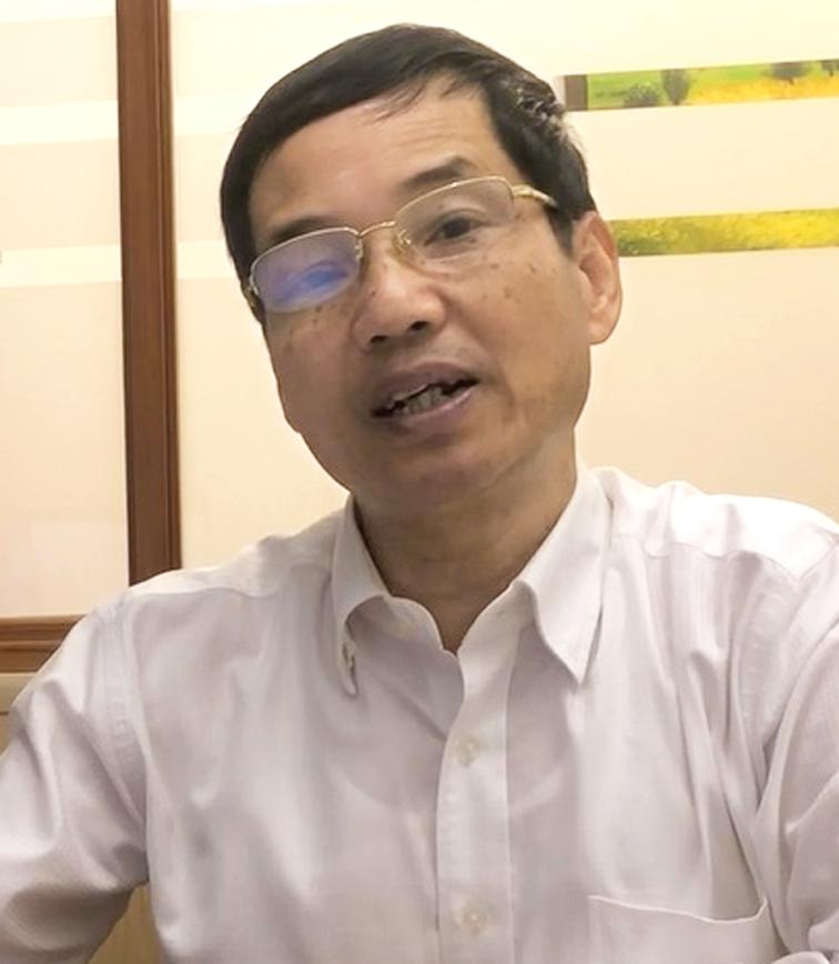 Luật sư Bùi Quang Nghiêm