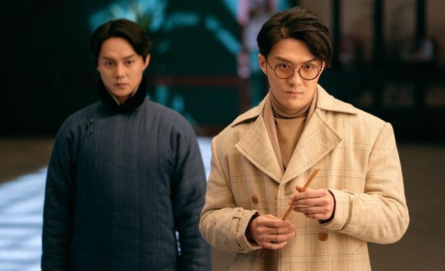 Lý Trạch Phong trong phim Bên tóc mai không phải hải đường hồng