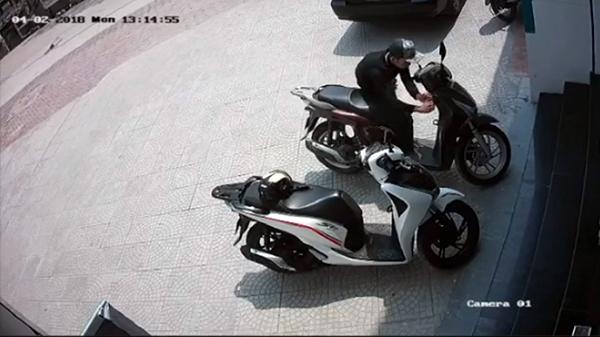 Trong tháng 7, Công an quận Bình Tân ghi nhận 19 vụ trộm xe máy (ảnh minh họa).