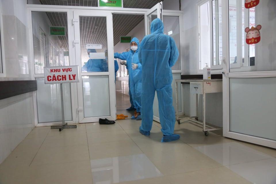 Toàn bộ khoa Truyền nhiễm của Bệnh viện Đa khoa vùng Tây Nguyên đã được phong tỏa
