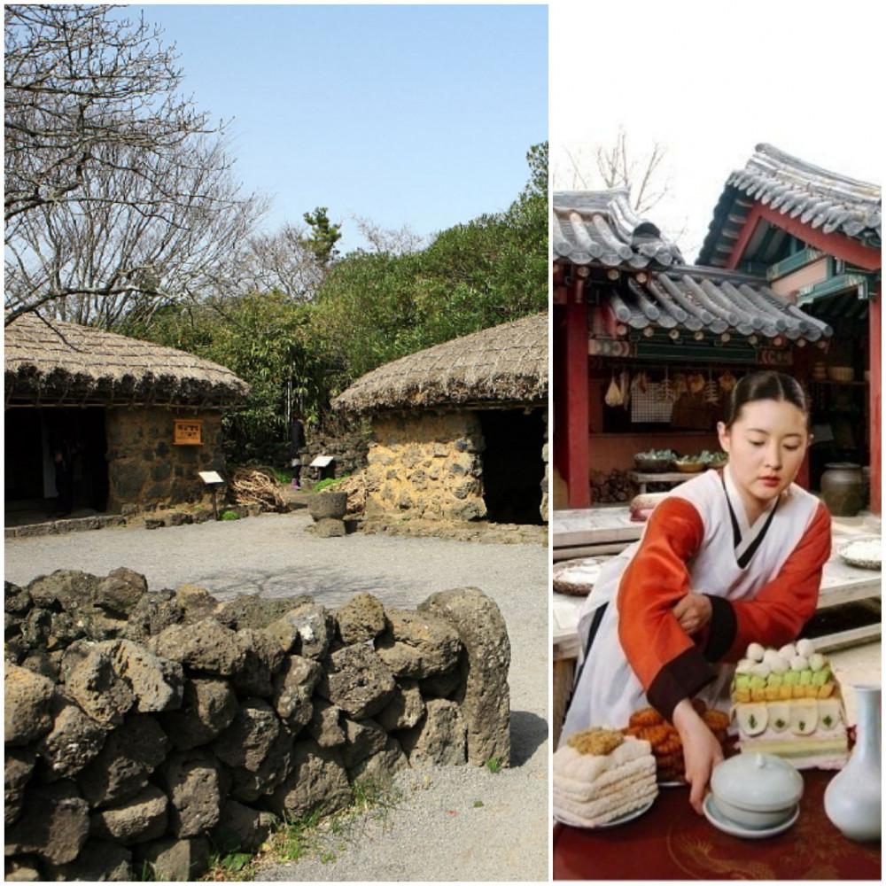 Nhiều bộ phim lịch sử Hàn Quốc được quay tại phim trường.