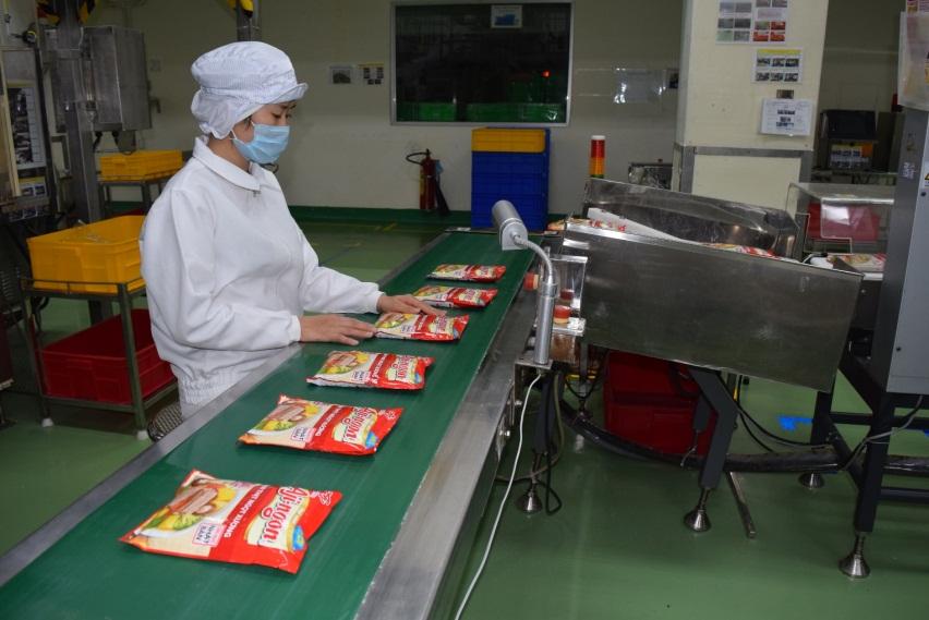 Hạt nêm Aji-ngon® Heo được sản xuất trực tiếp tại nhà máy Ajinomoto Việt Nam theo công nghệ hiện đại Nhật Bản