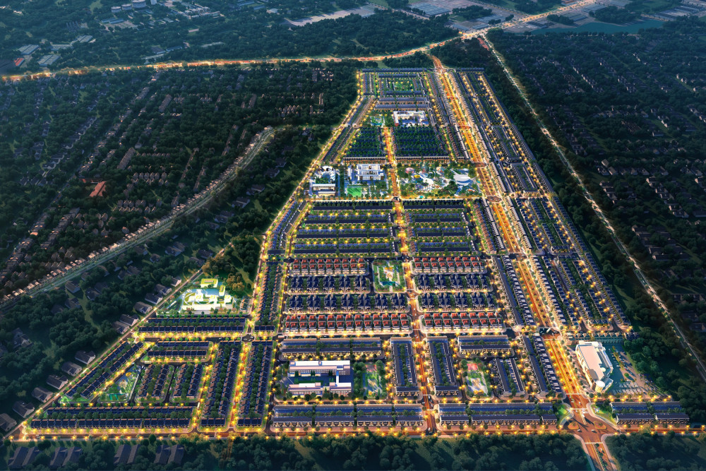 Dự án Gem Sky World, 92,2ha Long Thành sở hữu giải pháp hỗ trợ tài chính tốt cho nhà đầu tư