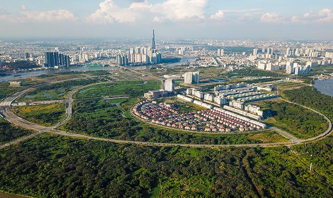 TP HCM công bố quy hoạch 198 nền đất tái định cư cho người dân Thủ Thiêm