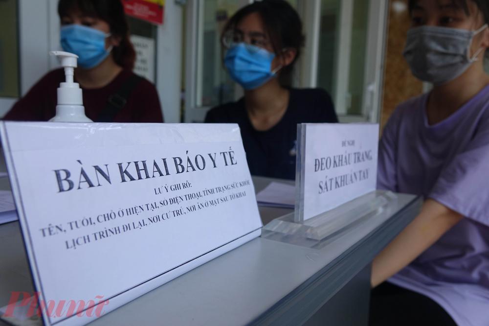 Theo ông Nguyễn Hữu Giáp - trạm trưởng trạm y tế phường Mễ Trì cho biết, trong chiều nay đã có nhiều cán bộ của trạm được đi tập huấn bổ sung. Dự kiến trong sáng 31/7, việc xét nghiệm nhanh sẽ được tiến hành.