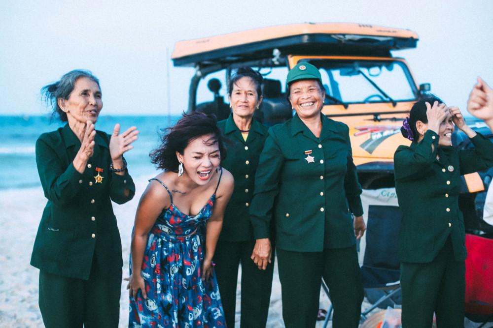 Sau Hòa Bình, Quảng Bình, điểm đến tiếp theo của Du ca: Đi và hát là Hội An và Tây Nguyên