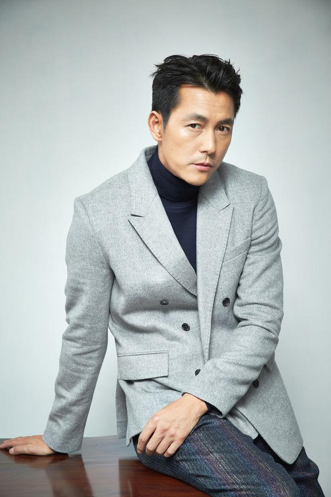Jung Woo Sung chưa bao giờ hối hận vì lựa chọn nghề diễn viên.
