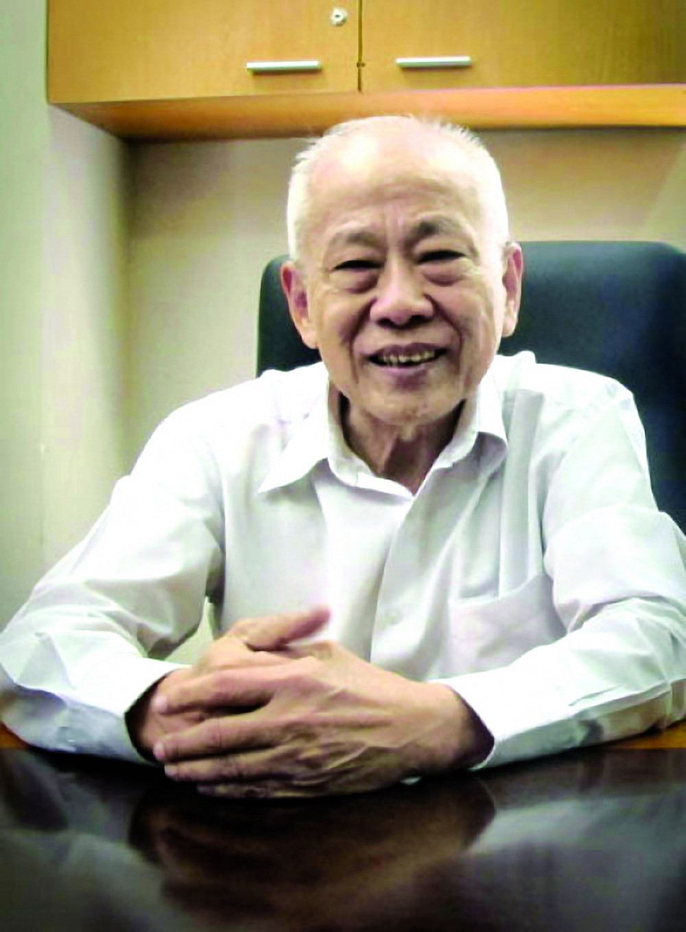 Ông Trần Văn Tạo nguyên Trưởng ban Tư tưởng văn hóa Thành ủy TP.HCM