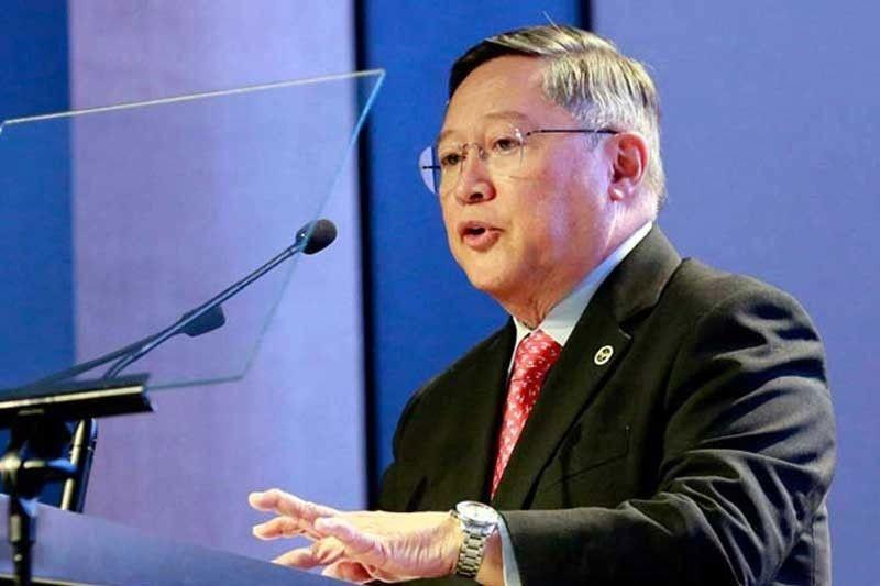 Bộ trưởng Tài chính Philippines Carlos Dominguez III. Ảnh: Philstar