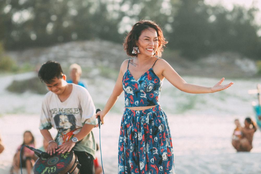 Với Du ca: Đi và hát, Thái Thùy Linh là người lãi nhất