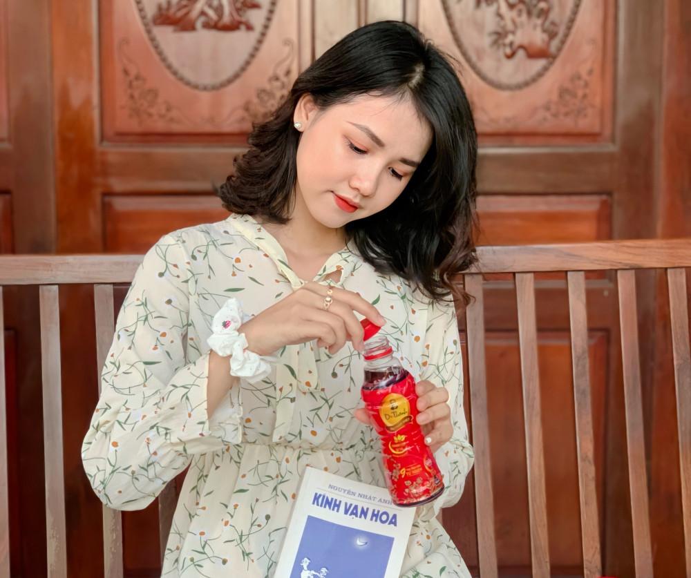 Thảo mộc tự nhiên có trong Trà thanh nhiệt Dr Thanh giúp tăng cường hệ miễn dịch. Ảnh: THP