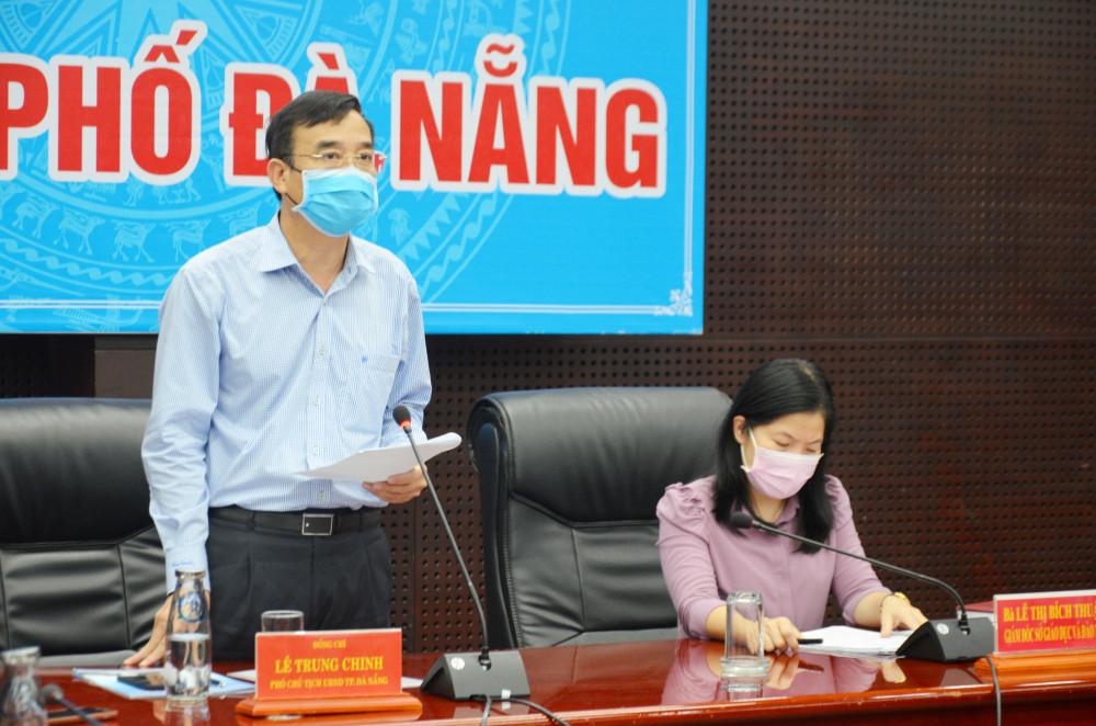 Phó chủ tịch Đà Nẵng đề xuất Bộ GD-ĐT kiến nghị Thủ tướng cho phép dừng tổ chức thi tốt nghiệp THPT ở địa bàn thành phố này