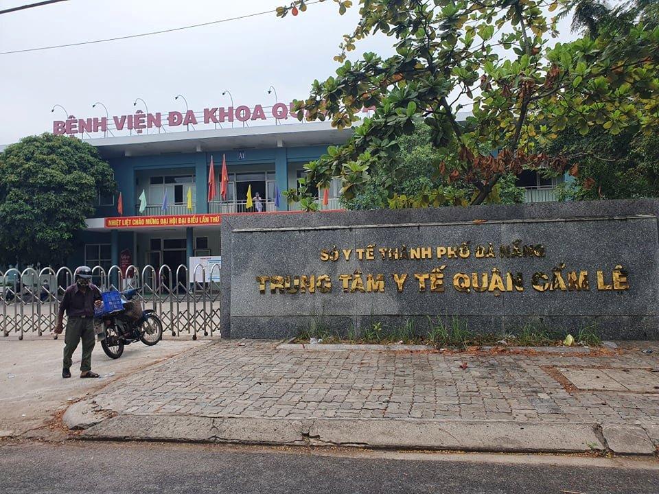 Bộ Y tế nhận định tình hình dịch COVID-19 tại TP Đà Nẵng phức tạp, ổ dịch lớn nhất phần lớn ở khu vực của 3 bệnh viện. Ảnh: Lê Đình Dũng