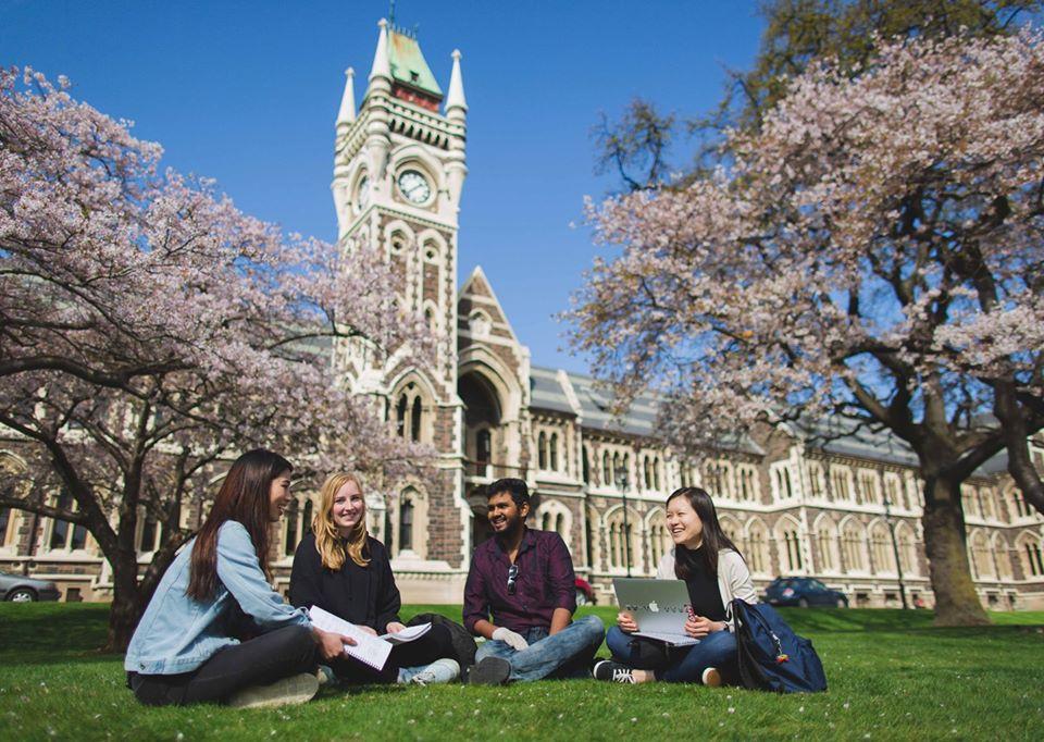 Du học sinh tại New Zealand