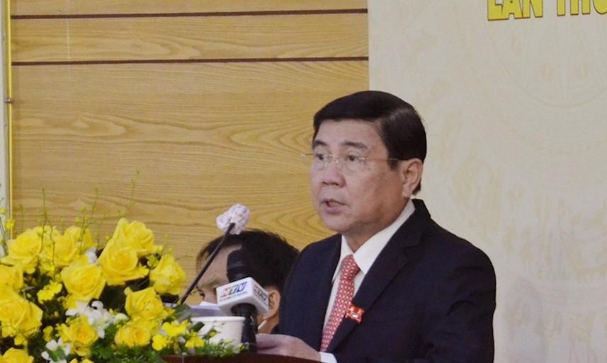 Ông Nguyễn Thành Phong phát biểu chỉ đạo tại Đại hội