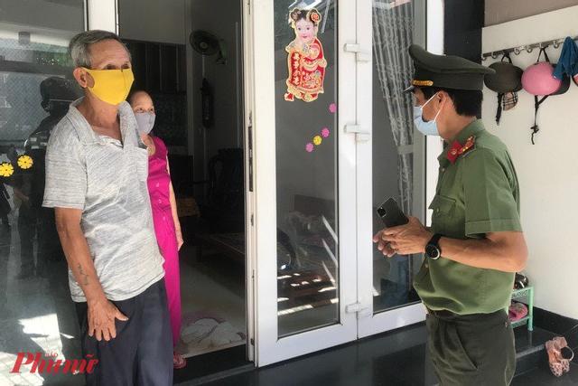 CDC Quảng Ngãi kêu gọi những ai từng tiếp xúc với bệnh nhân 590 cần sớm khai báo y tế
