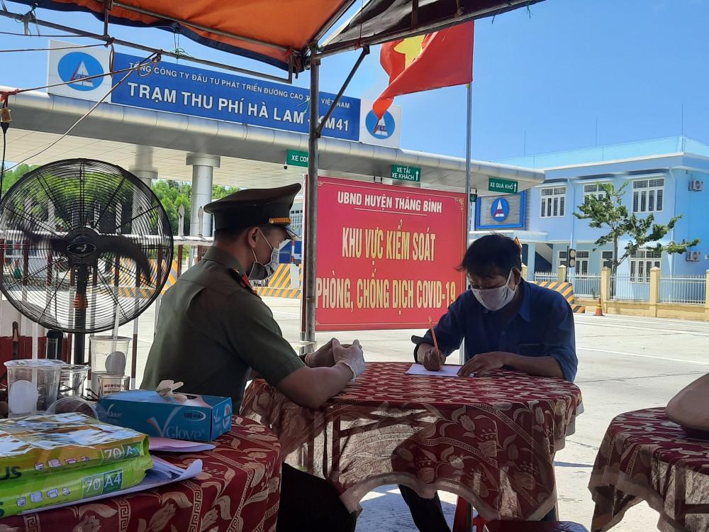 Quảng Nam có thêm 9 ca lây nhiễm từ cộng đồng