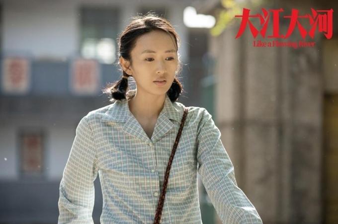 Cùng trong năm này, Đồng Dao tiếp tục ghi điểm với vai diễn trong phim Đại giang Đại hà. Trong phim