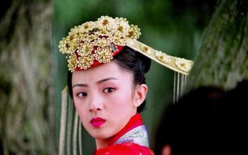 Đồng Dao trong phim Thiếu niên Dương gia tướng được chiếu vào năm 2006.