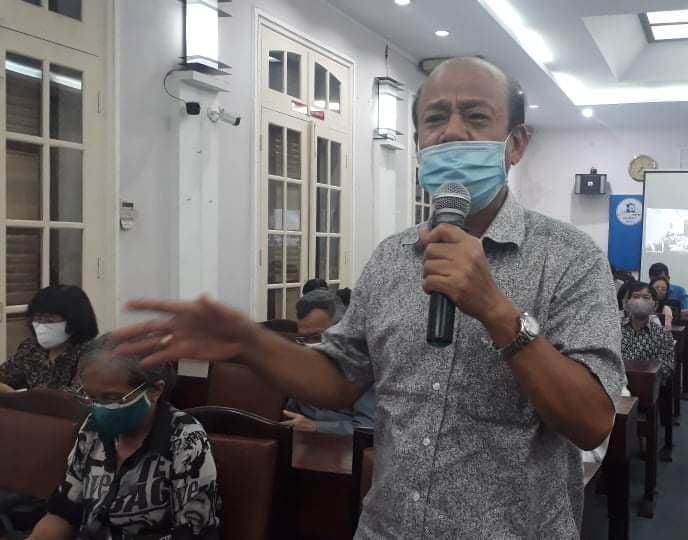 Cử tri Nguyễn Thế Thịnh mong Chủ tịch UBND TPHCM NGuyễn Thành Phong