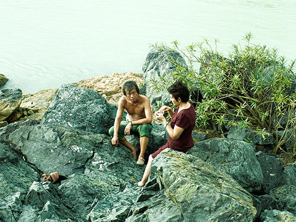 Cảnh trongDòng sông không nhìn thấy(The Unseen River) của Phạm Ngọc Lân - một trong những tác phẩm tranh giải ở hạng mụcPardi di domanitại Liên hoan phim Locarno 2020 diễn ra vào tháng Tám