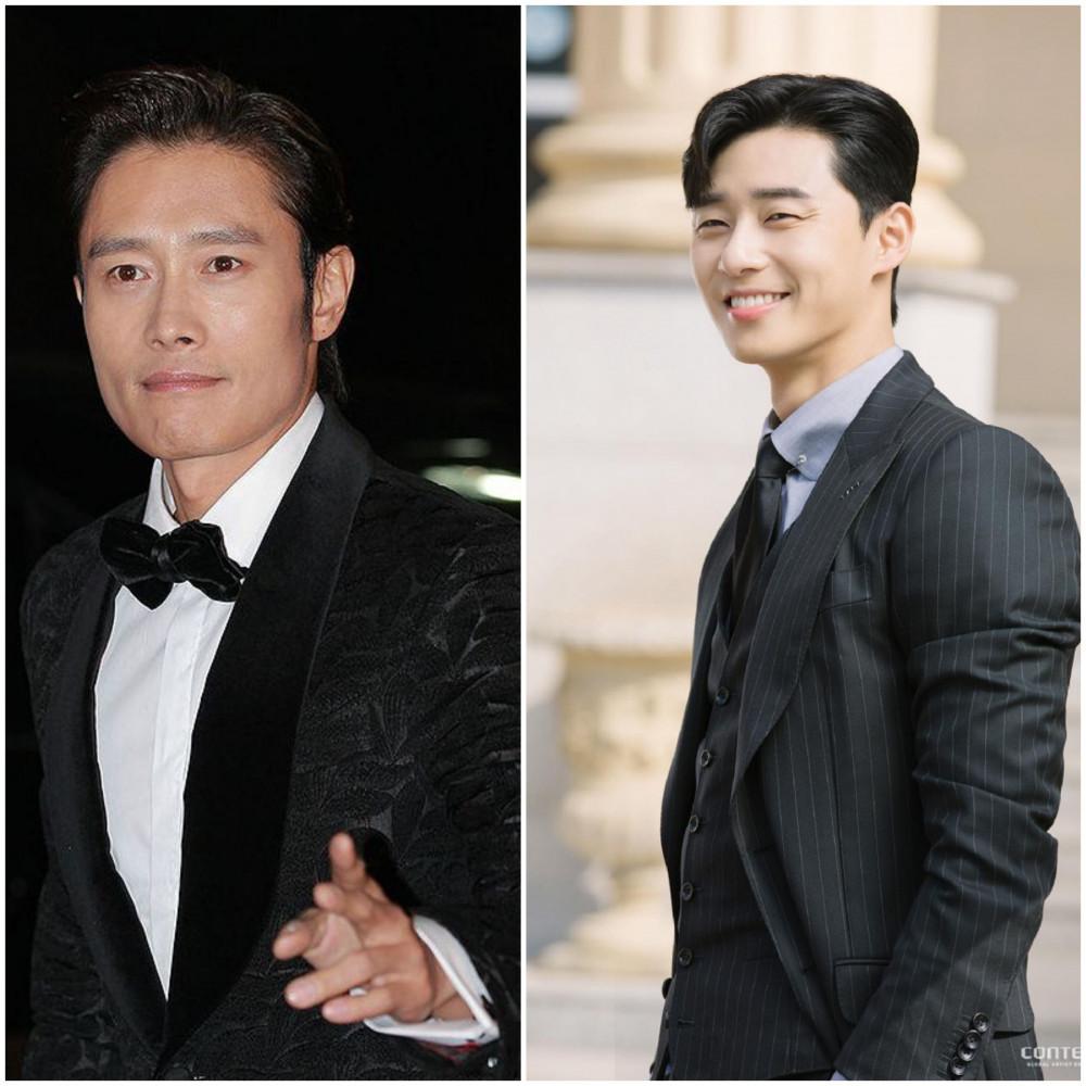 Công chúng mong đợi màn kết hợp của Lee Byung Hun và Park Seo Joon.