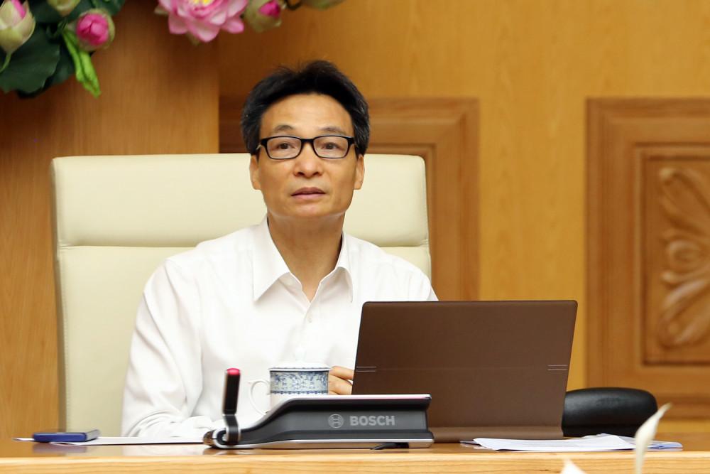 Phó Thủ tướng Vũ Đức Đam khẳng định, Việt Nam quyết tâm không để xảy ra làn sóng thứ hai