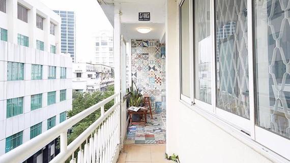 Một căn hộ cho thuê airbnb tại quận 1, TPHCM