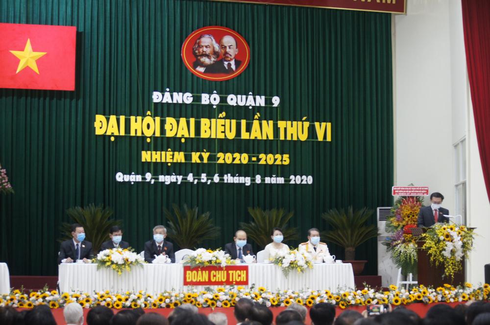 Đại hội với 256 đại biểu đại diện cho hơn 7.000 đảng viên về tham dự.