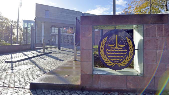 Tòa án quốc tế về Luật biển (ITLOS) ở Hamburg, Đức – Ảnh: AFP/Getty Images