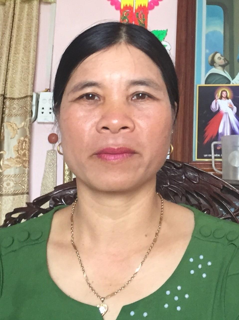 Chị Nguyễn Thị Tằm – người quản giáo gắn bó với việc Hội